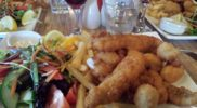 Seafood at Barkmill Tavern
