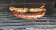 Snags on the BBQ
